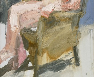 Seated Nude by Colin Davidson