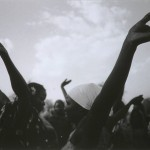 Dinka Celebration Dance, Western Darfur, Sudan by Padraig Grant