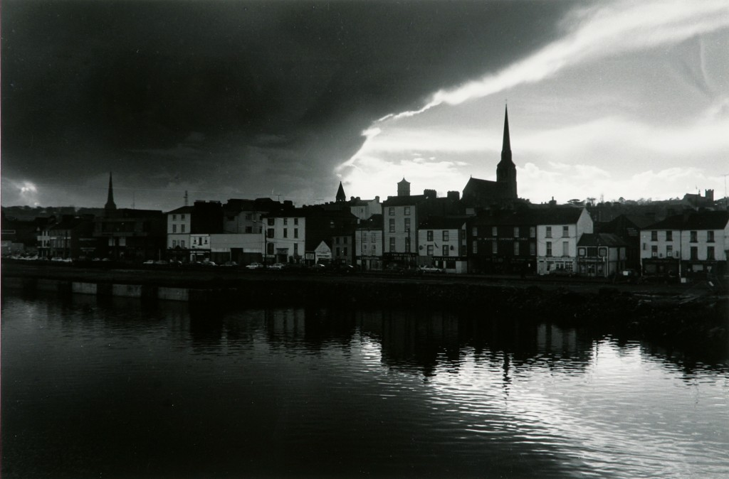 Wexford Town Evening by Padraig Grant