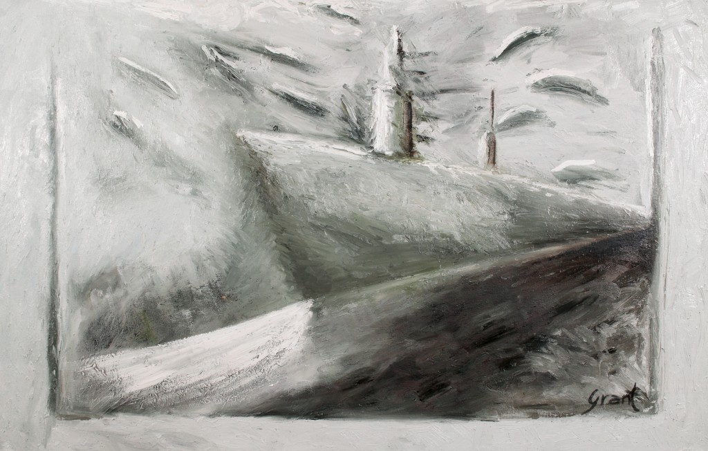 Leviathan by Mairin Grant