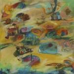 Sand Winds by Emma Johnston