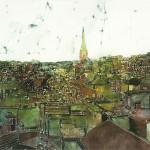 Wexford Skyline by Bernadette Madden
