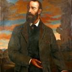 Parnell Portrait by Henry O' Shea