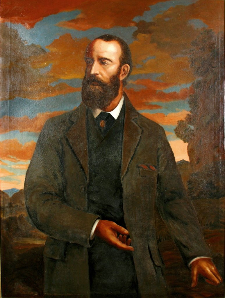 Parnell Portrait by Henry O' Shea