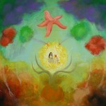 Starfish and Bubble 2 by Desmond Shortt
