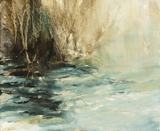 Pool by Patricia Wheeler