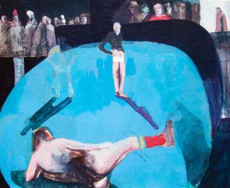 Bullring by Paul Funge