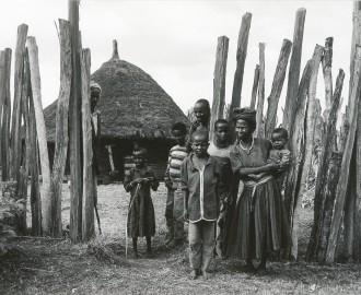 Near Garage Ethiopa by Padraig Grant