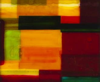 Painted Light II by Grainne Codd