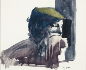 Portrait of Jim Chapson by Paul Funge