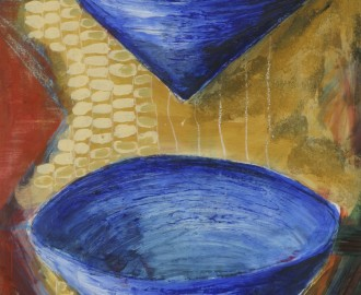 Chakara Bowls by Kathleen Delaney